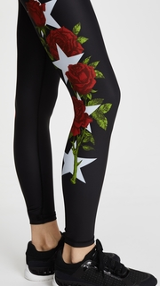 CHRLDR Stars and Roses Leggings