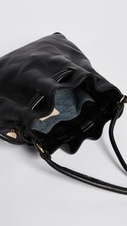 Clare V. Petit Henri Drawstring Bag