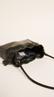 Clare V. Petit Henri Maison Drawstring Bag