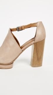 Coclico Shoes Leash Platform Sandals
