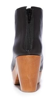 Coclico Shoes Tik Platform Booties