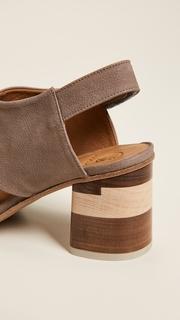 Coclico Shoes Big Easy Block Heel Sandals