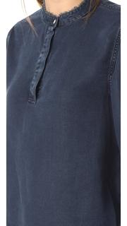 DL1961 W 3rd & Sullivan Long Sleeve Top