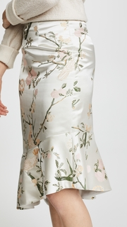 Edition10 Jacquard Skirt