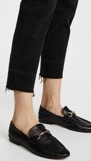 FRAME Le Nouveau Straight Jeans with Release Hem
