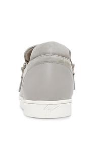 Giuseppe Zanotti Slip On Sneakers