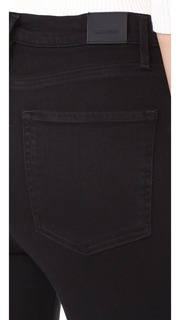 GOLDSIGN The Non Profit Rise Ultra HR Ankle Zipper Jeans