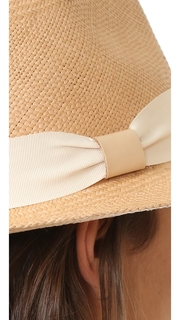 Hat Attack Panama Continental Hat