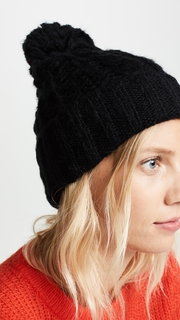 Hat Attack Soft Cable Beanie