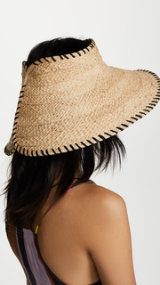 Hat Attack Roll Up Travel Visor