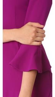 Jill Jill Stuart Bell Sleeve Dress