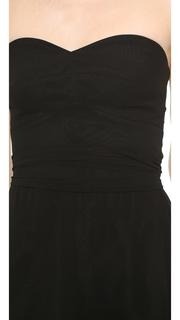 Joanna August Elisabeth Strapless Dress