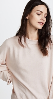 Joie Isae Puff Sleeve Sweatshirt