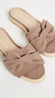 KAANAS Sayulita Bow Slides