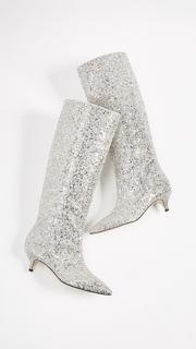 Kate Spade New York Olina Kitten Heel Boots
