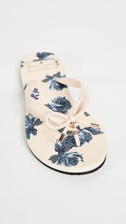 Kate Spade New York Nova Floral Flip Flops