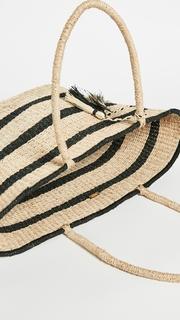Kayu Mare Striped Tote