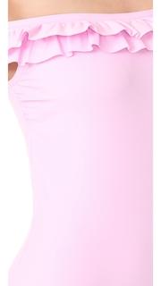 Karla Colletto Mondria Off Shoulder Maillot