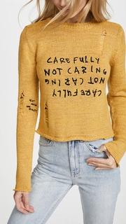 Ksubi Jaded Knit Sweater