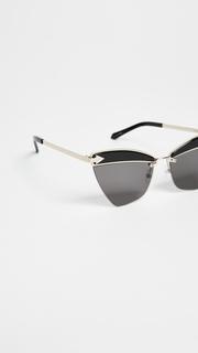 Karen Walker Sadie Sunglasses