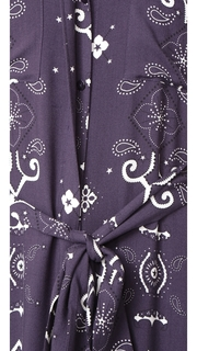 LAGENCE Cameron Long Shirt Dress