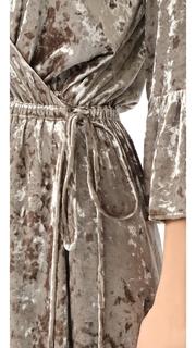 LAGENCE Riley Wrap Dress