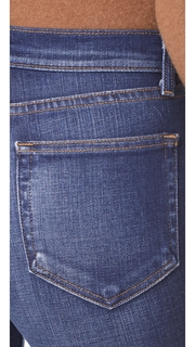 LAGENCE Abigail French Slim Jeans