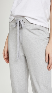 LAGENCE Kosmo Lace Up Sweatpants