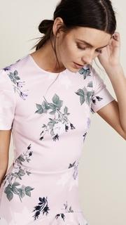 Lover Petunia Mini Flip Dress