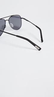 Le Specs Kingdom Aviator Polarized Sunglasses