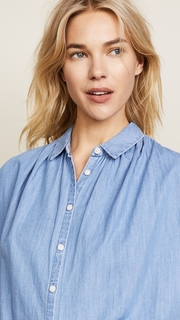 Madewell New Chambray Central Shirt