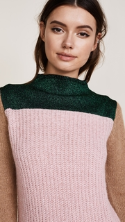 Scotch & Soda/Maison Scotch High Neck Sweater