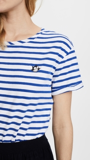 Scotch & Soda/Maison Scotch Felix Stripe Tee