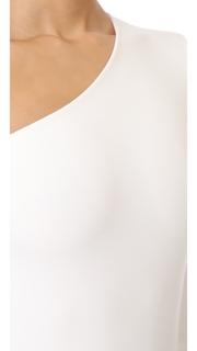 Michelle Mason One Sleeve Bodysuit