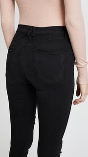 McGuire Denim High Waist Slim Jeans
