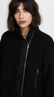 McGuire Denim Larousse Sherpa Jacket
