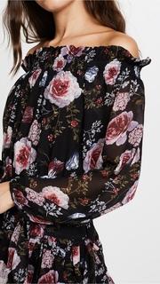 re:named Celeste Floral Dress