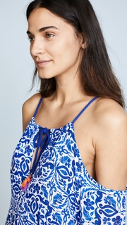 Nanette Lepore Talavera Off the Shoulder Tunic