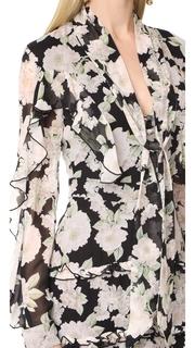 Nicholas Luna Floral Mini Dress