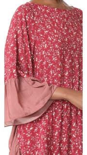 Nightcap x Carisa Rene Desert Winds Mini Dress