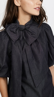 No. 21 Short Sleeve Blouse