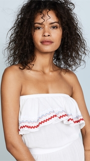 9seed Todos Santos Off Shoulder Dress