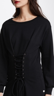 NYTT Riley Corset Sweat Dress