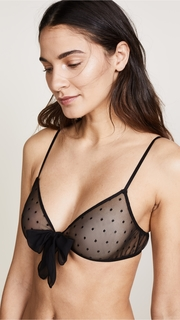 Only Hearts Coucou Lola Tie Front Bralette