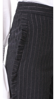Otto dame Valley Pinstripe Trousers