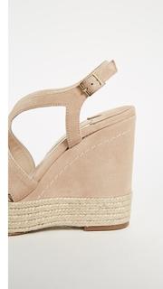 Paloma Barcelo Mafafa Wedge Sandals