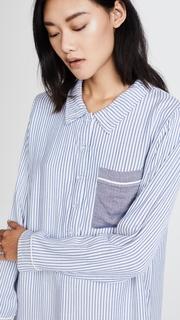 Plush Boyfriend Sleep Shirt