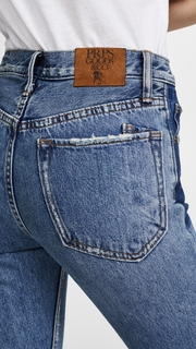 PRPS Amx Jeans with Reverse Tone Pockets