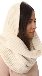 Pringle of Scotland Scarf with Hood