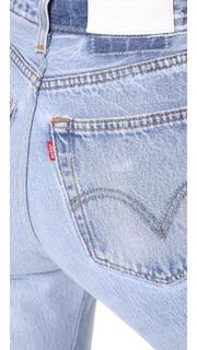 RE/DONE x Levis Slit Jeans